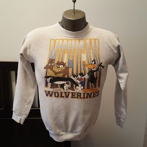 Vtg 90s Michigan sweatshirt